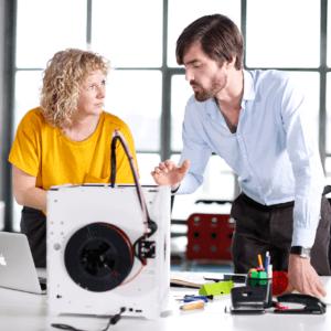 Silidpring kümmert sich um die Installation ihre 3D Druck Environment